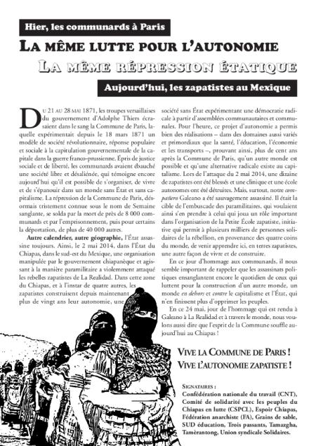 Tract Galeano 24 mai