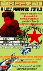 Luis Fernando Sotelo Libre-Rebelion-Design