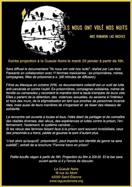 Libérons-Les !   Prisonnier.e.s en lutte au Mexique, prisonnier.e.s ... 4e93b1696f7